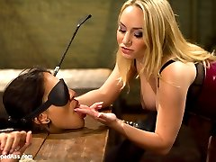 Lyla Storm, an all natural tall beauty, is timid about BDSM - yet she finds herself fascinated...