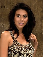 Welcome Heather Vahn to Hogtied, this beautiful Latina girl is as sexy as they come. Perfect...
