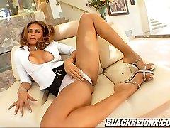 Latina pornstar Monique Fuentes has sex in these hot pics