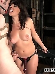 How badly do you want to please Penny Flame? The answer comes with Nomads balls tied to the...