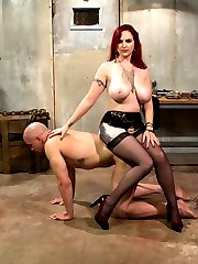Funny, Mz Berlin never actually shot for Men In Pain back in the day yet she remains a legend to...