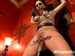 Welcome Ashley Graham to Whipped Ass! This on location movie takes us out of the Armory and into...