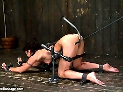 Welcome back flexible gymnast Wenona. What is not to like about this fit slut? She is flexible,...