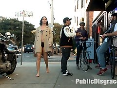 Bound in beautiful San Francisco, sex slave Wenona is made to walk the filthy streets in broad...