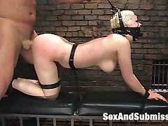 Cherry Torn likes to feel helpless and enjoys a challenge. She is very much into BDSM and was...