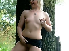 Donna Public Nudity