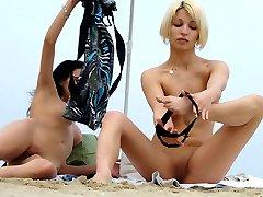 Nude beach free voyeur shots