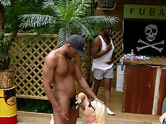 Amateur pics of a TRAILER TRASH outdoor ORGY