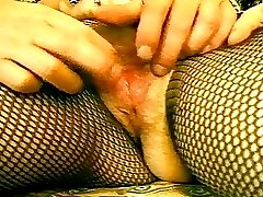 This Sexy Blonde Milf Lets 2 Guys Fuck Her Hairy Pussy