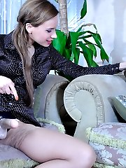 Angry girl eagerly puts to use her whoring boyfriends strapon toy and lube