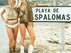 Seventies sex on the beach