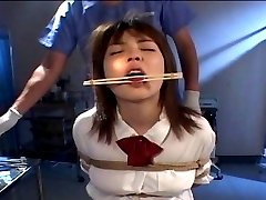 Asian bondage movies.