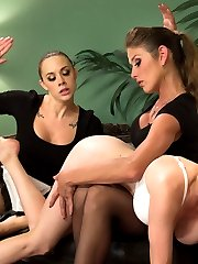 Trust fund brat, Penny Pax is a control freak. Day after day she tortures her maids by making...
