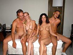 Nice swinger orgy galery