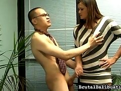Cece Stone, our sexy office manager, has received countless complaints about one of her...