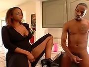 Black Booty Girl