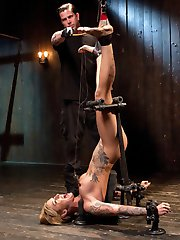 Kleio Valentien is no stranger to dominance and submission, but this is her first taste of being...