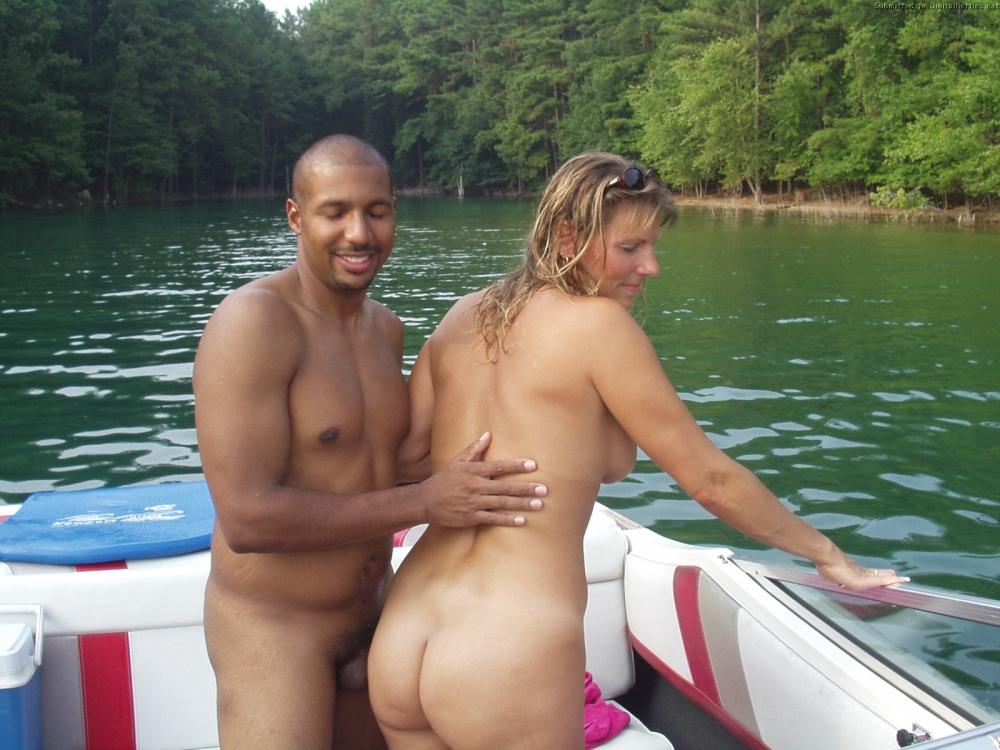 Amateur Black Wife Interracial