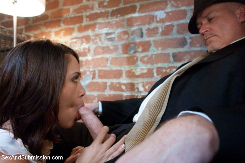 The Adulteress, Kristina Rose gets blackmailed by a private investigator  working for her husband. Her only way out is complete submission,  punishment and ...