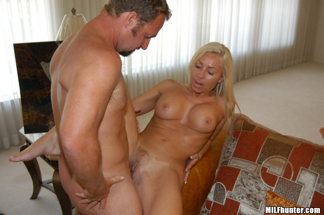 Fat Ass Big Tits Blonde