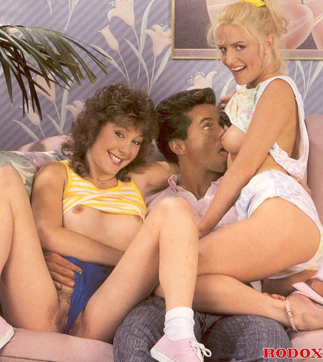 Tushy Threesome Anal Hd