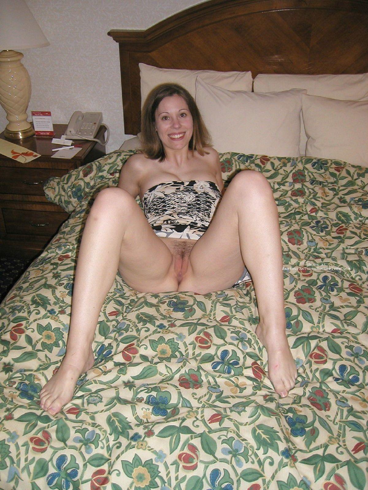 Amateur Mature Wife Creampie