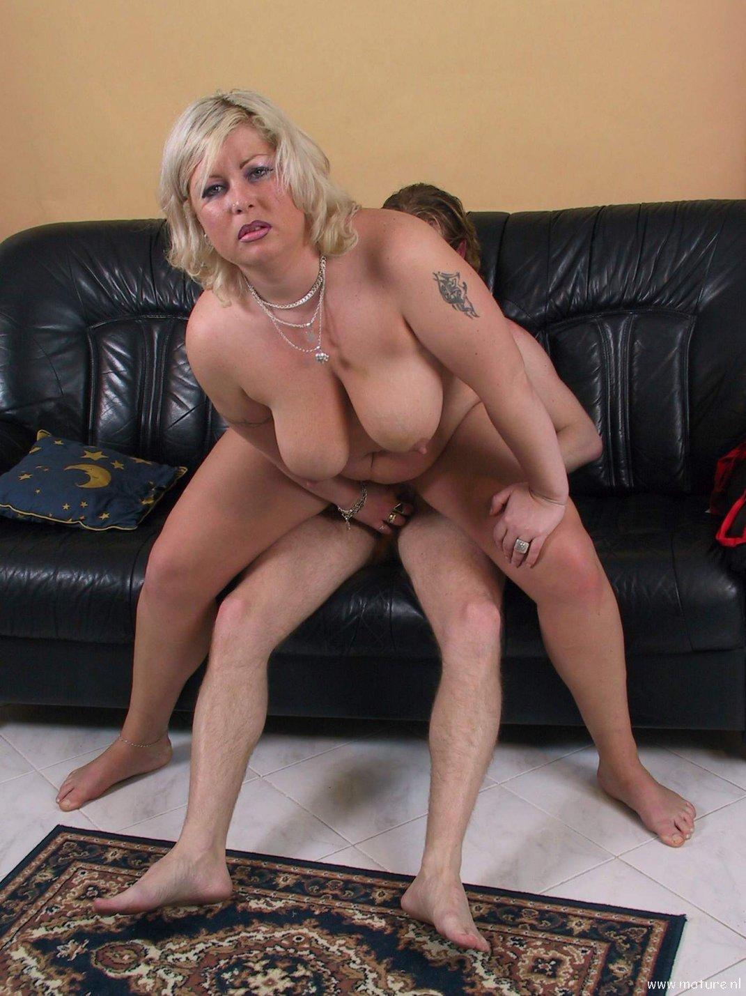 Busty Chubby Getting Fucked