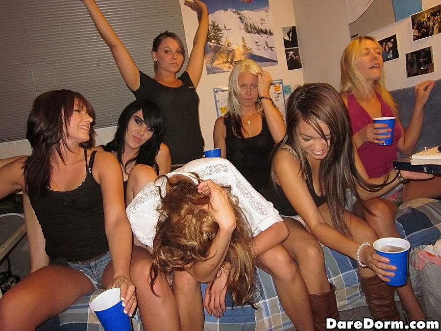 Amateur College Party Anal