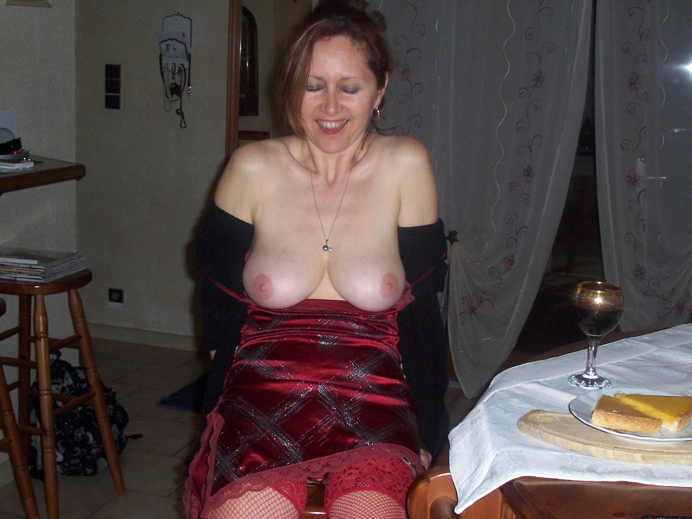 Homemade Nude Housewives