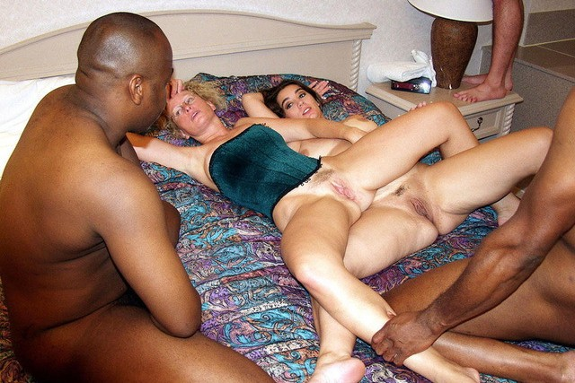 Mature interracial gfs