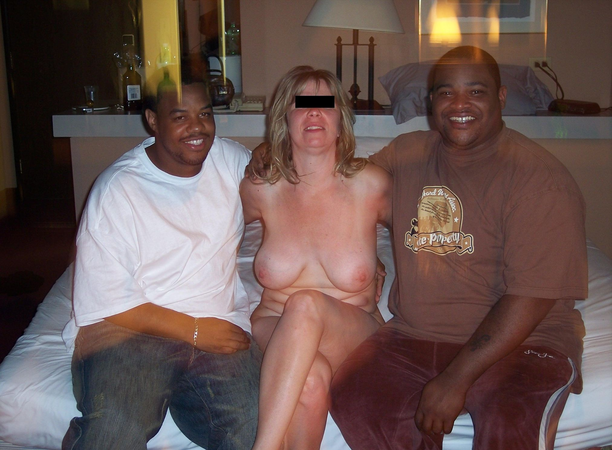 Amateur homemade interracial porn