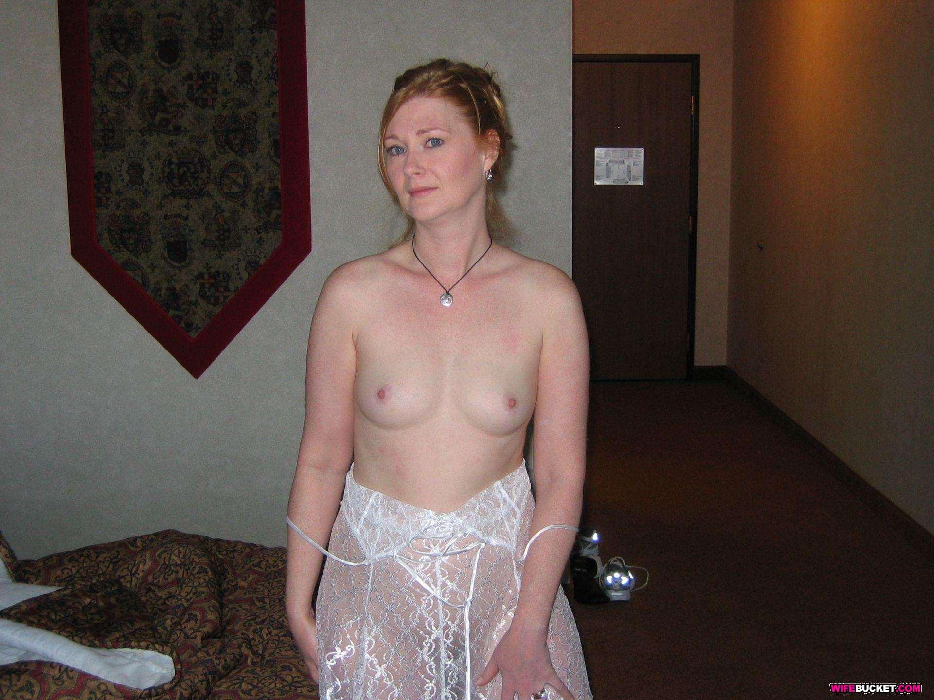 Amateur Slut Wife Threesome