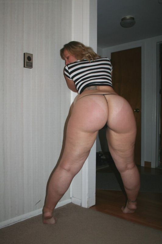 Big White Booty Takes Bbc