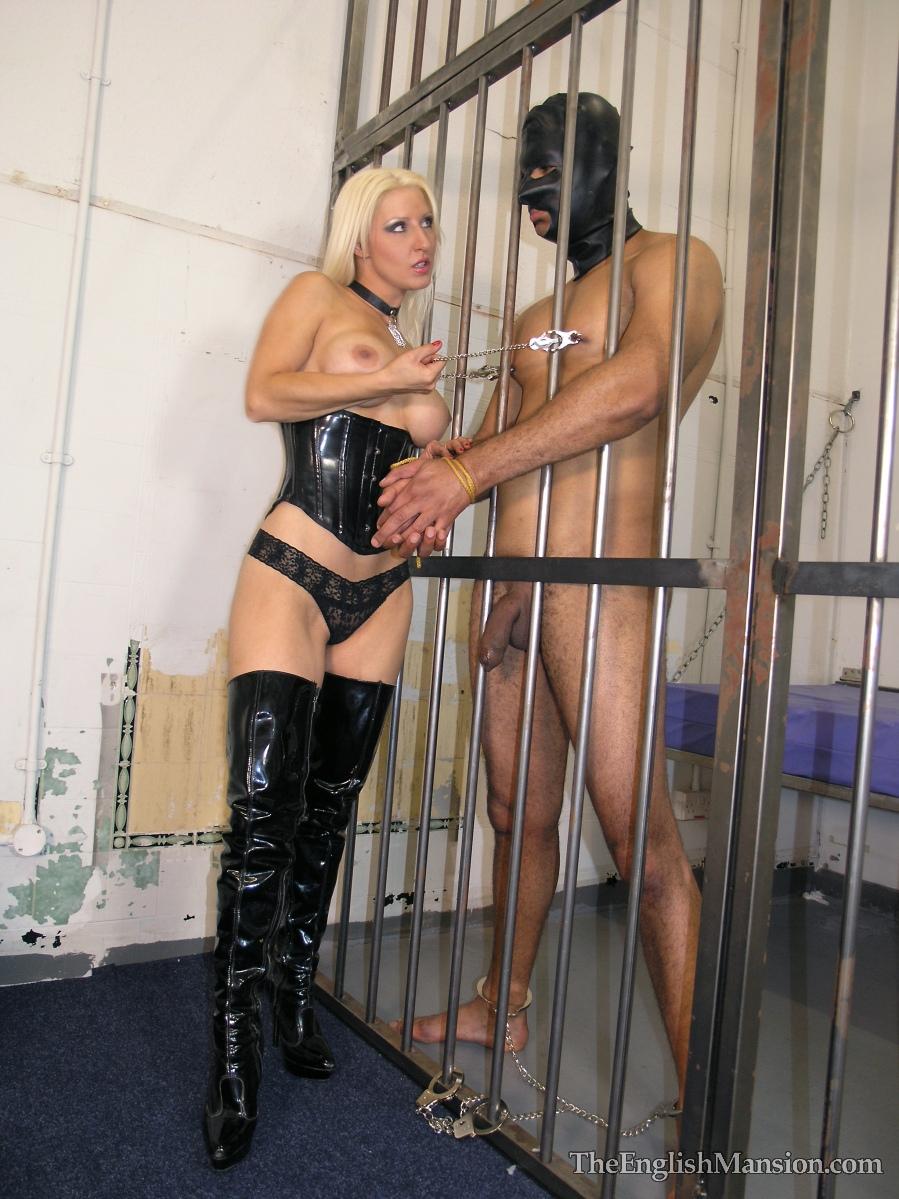 Bdsm stories basement jail chastity new sex images