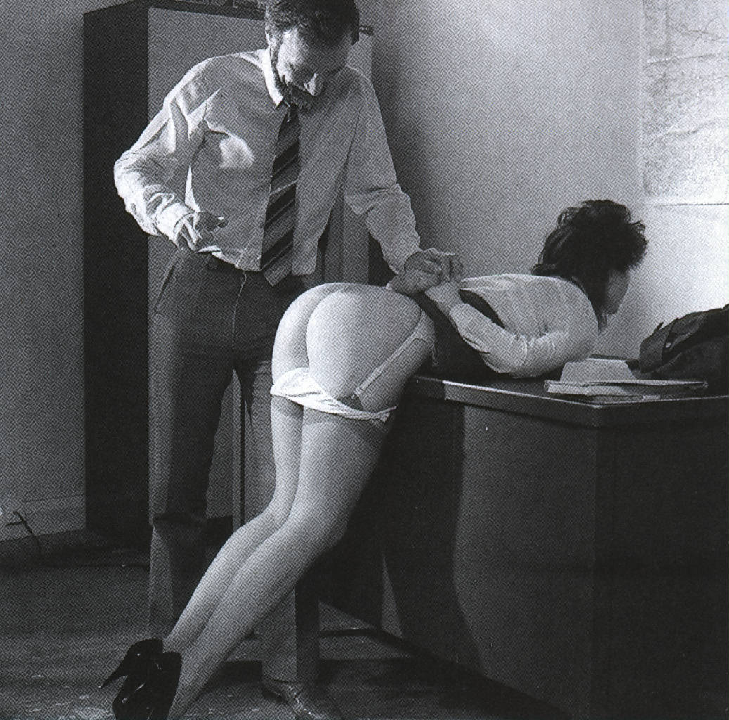 Obviously were vintage wife spanking