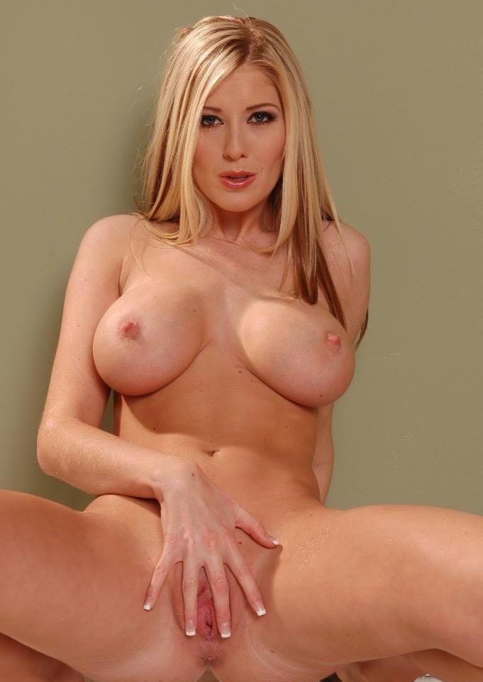 Big Tits Blonde Real Estate