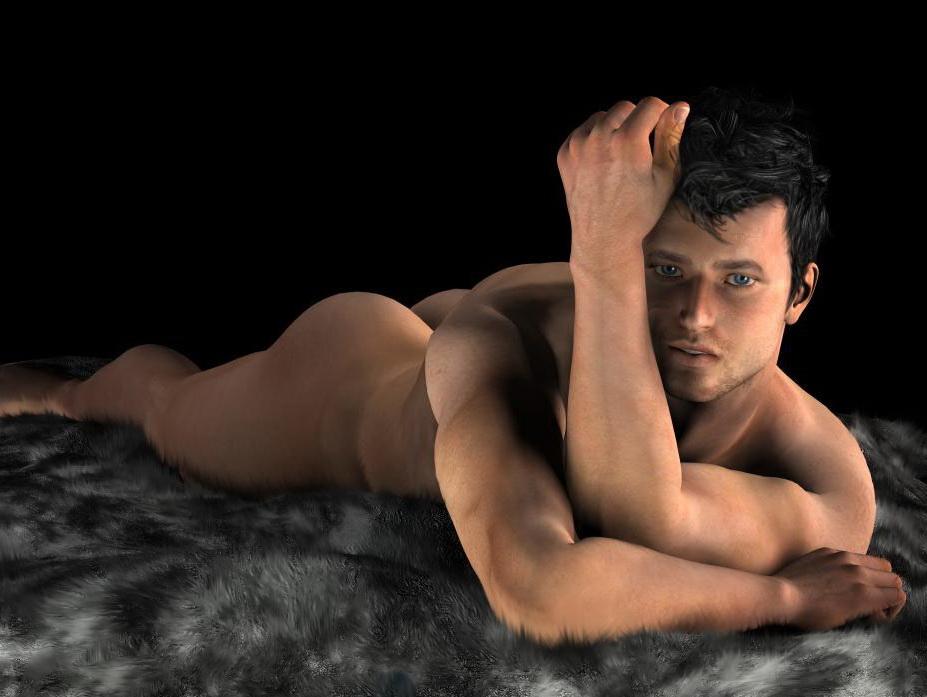 GAY PORN 3D BONDAGE