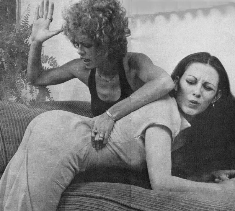 Vintage spanking photos can not