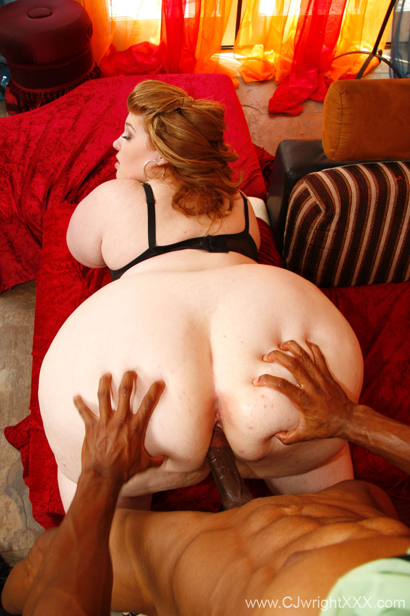 Interracial Big Ass Doggystyle