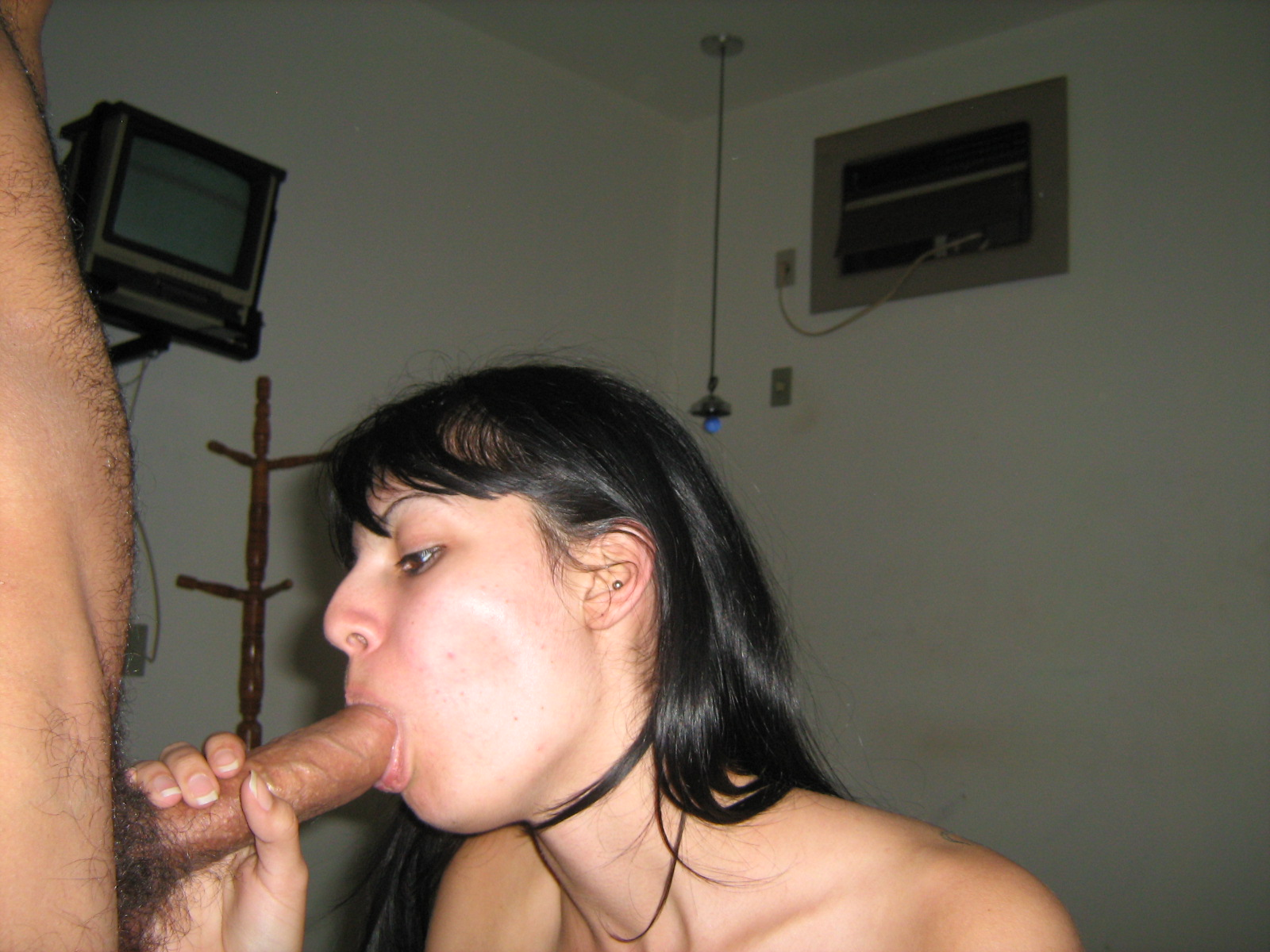 Amateur Teen Latina Blowjob
