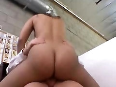 Black Teen Pounded