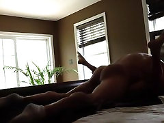 Dude fucks his big-titted girl friend