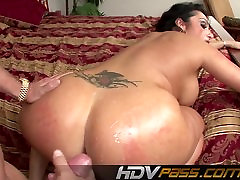 HDVPass Vannah Sterling&039;s big booty gets creamed