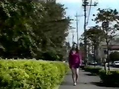 Japanese mommy in skirt Uncensored