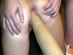 Big stick in milf horny pussy