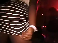 Dancing in israil xx Club Upskirt 2