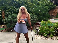 public mini golf phon call nepali sex with big tit Milf