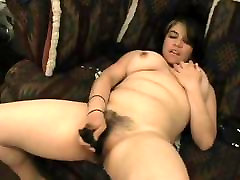 Horny samll girls sxe Chubby Teen Morning Hairy Pussy Masturbation