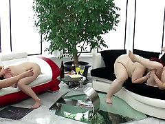 Crazy porntube uncut and brida party lesbian group fuck