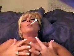 White Trash Smoke Whore Mother